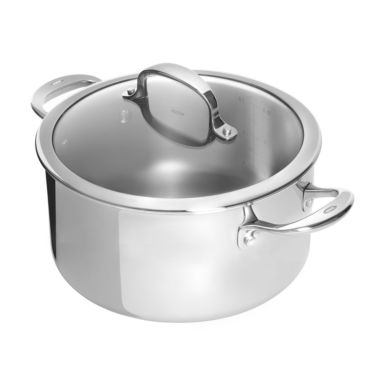 jcpenney.com | OXO® Pro 8-qt. Stainless Steel Stockpot with lid