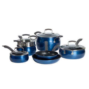 jcpenney.com | Epicurious 11-pc. Aluminum Nonstick Cookware Set