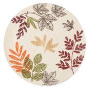 Fraiche Maison® Set of 4 Sage Brush Leaves Placemats