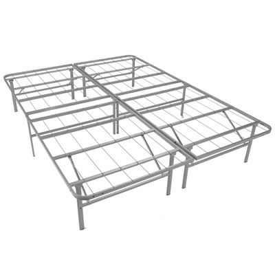Steel Frame Fits Inside King Bed