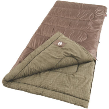 jcpenney.com | Coleman® Oak Point™ Cool Weather 30-50°F Sleeping Bag