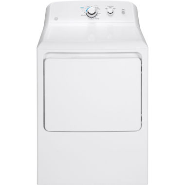 jcpenney.com | GE® 7.2 cu. ft. Aluminized-Alloy Drum Electric Dryer