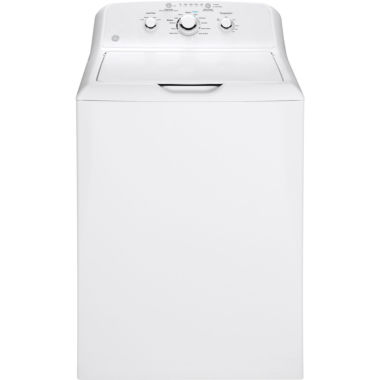 jcpenney.com | GE® 3.8 cu. ft. Stainless-Steel Basket Electric Washer
