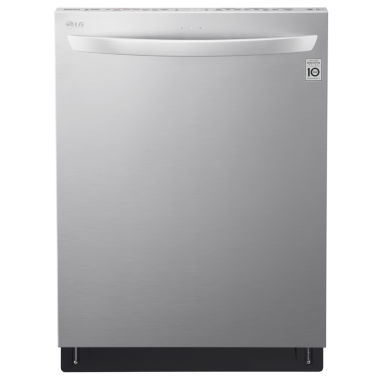 jcpenney.com | LG Top-Control Dishwasher with QuadWash™ and EasyRack™ Plus