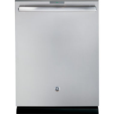 jcpenney.com | GE® Profile™ Series Stainless-Steel Interior Dishwasher with Hidden Controls