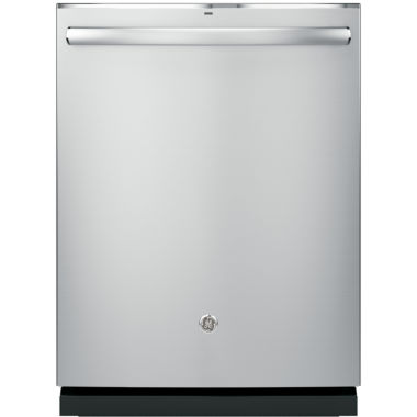 jcpenney.com | GE® Stainless-Steel Interior Dishwasher with Hidden Controls