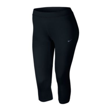 jcpenney.com | Nike® Slim-Fit Essential Cropped Pants - Plus