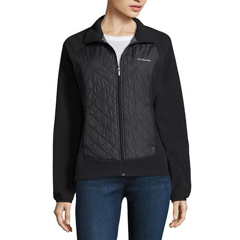 Columbia Warmer Days Full Zip Jacket