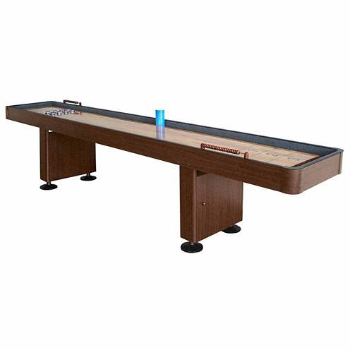 Hathaway Challenger 12-Ft Shuffleboard Table