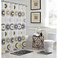 Shower Curtains Amp Rods Extra Long Shower Curtains Jcpenney
