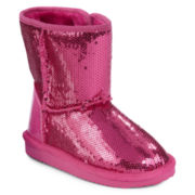 Arizona Girls Sparkle Boots - Toddler