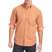 IZOD® Check Woven Shirt