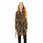 L'Amour Nanette Lepore Long-Sleeve Tunic