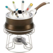 Circulon® Symmetry 3¼-qt. Fondue Set