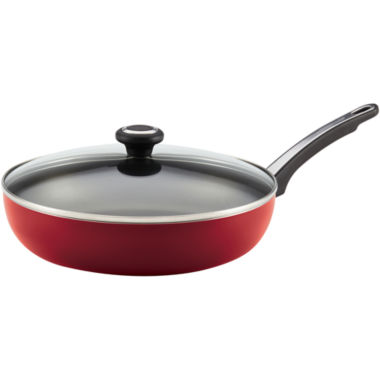 "jcpenney.com | Farberware® High Performance Nonstick 12"" Covered Deep Skillet"