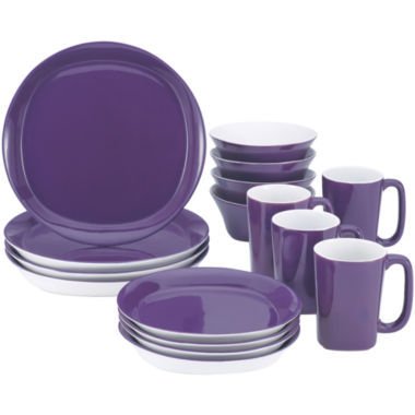 jcpenney.com | Rachael Ray® Round & Square Dinnerware Collection