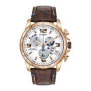 Citizen® Eco-Drive Chrono-Time A-T Mens Watch – Limited Edition BY0103-02A