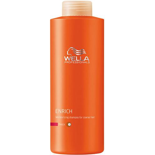 Wella® Enrich Moisturizing Shampoo - Coarse - 33.8 oz.