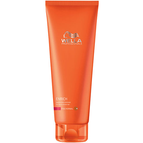 Wella® Enrich Moisturizing Conditioner - Fine to Normal - 8.4 oz.