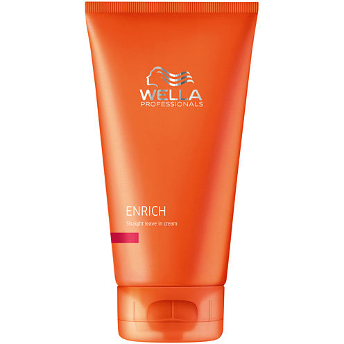 Wella® Enrich Straight Leave In Cream - 5.1 oz.