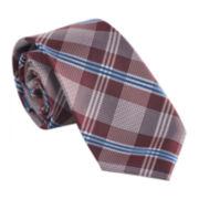 Wembley Plaid Tie