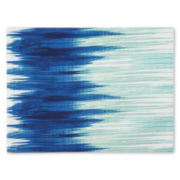 Ocean Ikat Set of 4 Placemats