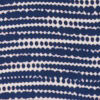 Dot Stripe Blue