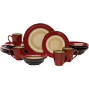 Gourmet Basics by Mikasa® Ava 16-pc. Dinnerware Set