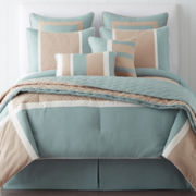 Tranquility 8-pc. Comforter Set with Bonus Coverlet