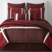 Tranquility 8-pc. Comforter Set with Bonus Coverlet