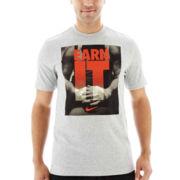 Nike® Earn It Graphic Tee