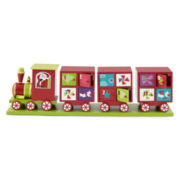 Glitter Brights Train Advent Calendar