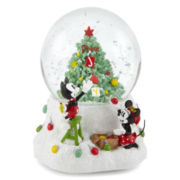 Disney Mickey Mouse and Minnie Mouse Snow Globe