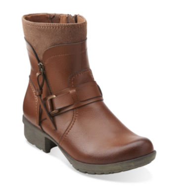 jcpenney.com | Clarks® Riddle Avant Womens Booties