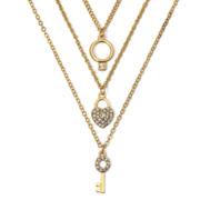 Decree® 3-pc. Choker Necklace Set