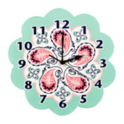 Trend Lab® Moroccan Paisley Wall Clock