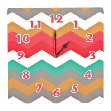jcpenney.com | Waverly® Baby by Trend Lab® Pom Pom Play Wall Clock
