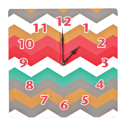 Waverly® Baby by Trend Lab® Pom Pom Play Wall Clock