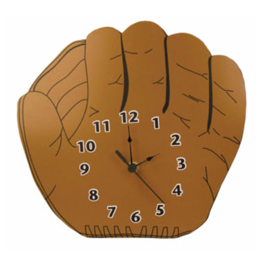 jcpenney.com | Trend Lab® Little MVP Baseball Glove Wall Clock