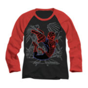 Spider-Man Swing Raglan Tee - Boys 8-20