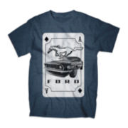 Ford® Mustang Ace Graphic Tee