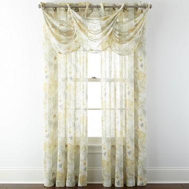 Window Treatment jcpenney valances window treatments : JCPenney Home™ Corina Window Treatments - JCPenney
