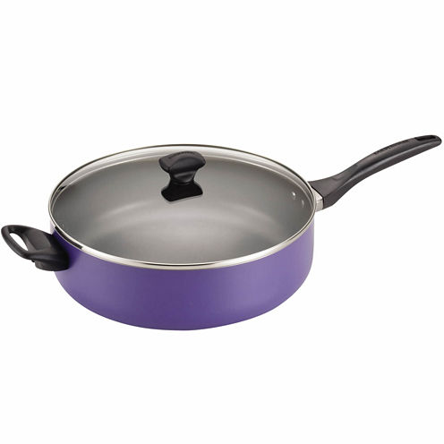 Farberware® 6-qt. Dishwasher-Safe Nonstick Jumbo Cooker with Lid