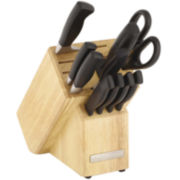 Kitchen Aid® 11-pc. Derlin Knife Set