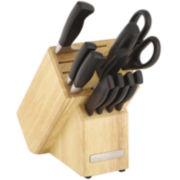 Kitchen Aid® 11-pc. Derlin Knife Set
