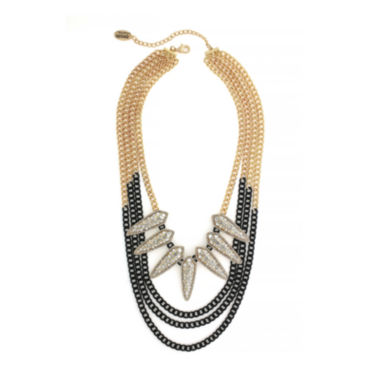 jcpenney.com | Nicole By Nicole Miller Chain Necklace