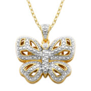 Classic Treasures™ Butterfly Pendant