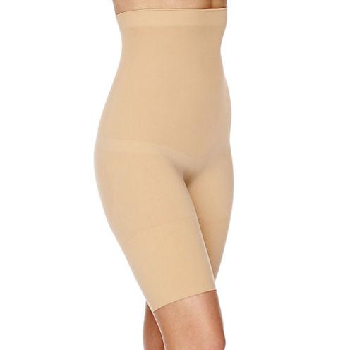 Ambrielle® Seamless High-Waist Thigh Slimmer