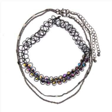 jcpenney.com | Decree® Chain, Jelly & Bead Necklace