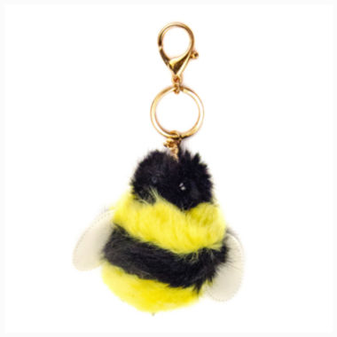 jcpenney.com | Carole Bumblebee Keychain